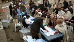 Afg'onistonda parlament saylovlariga tayyorgarlik