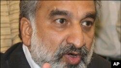 سینئر صوبائی وزیر ذوالفقار مرزا کی ایم کیو ایم پر سخت تنقید