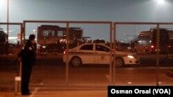 Olayın ardından İstanbul Sabiha Gökçen Havalimanı'nda hareketlilik arttı