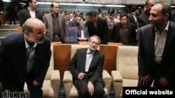 علی لاریجانی رئیس مجلس شورای اسلامی و رئیس اسبق صداو سیما
