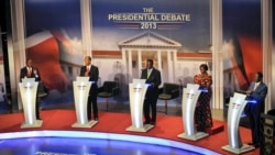 Kenyan Presidential Candidates Make Final Push