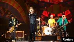 El legendario grupo de rock británico, The Rolling Stones vuelve a presentar un álbum.