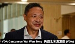 香港大学法律系副教授戴耀廷