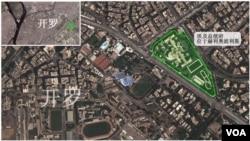 埃及总统府位置图