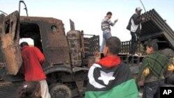 رهایی خبرنگاران فرانسوی در لیبیا