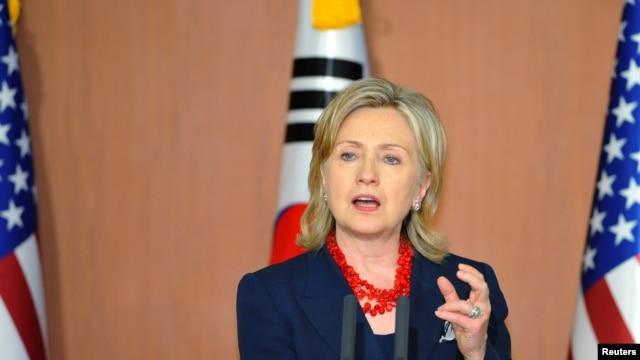 Por su estado de salud, Hillary Clinton no comparecerá al Congreso el próximo jueves.