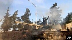 Las Fuerzas Democráticas de Siria con el apoyo de EE.UU. ya se encuentran en las afueras de la ciudad de Manbij.