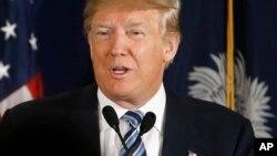 Donald Trump dan jam'iyyar Republican