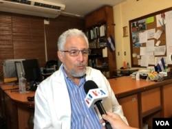 El epidemiólogo Leonel Arguello, explicó a la VOA cómo la epidemia a impactado la calidad de vida de pacientes y sus familias.
