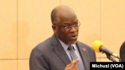 Rais wa Tanzania, John Magufuli