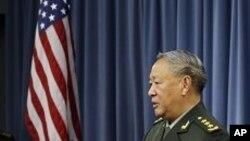 چین اور امریکہ میں دفاعی تعاون میں اضافے کی کوشش