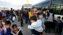 Ndihma për emigrantët në Evropë