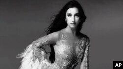 Ngôi sao nhạc pop của Hoa Kỳ Cher