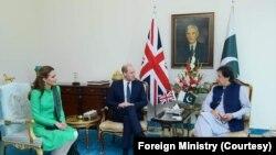 برطانوی شاہی جوڑا پانچ روزہ دورے پر پاکستان آیا ہے۔