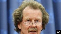 Manfred Nowak, UN Special Rapporteur on Torture (file photo)