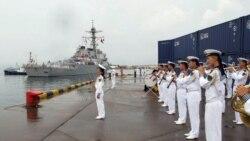 """在南中國海被""""驅離""""的美國軍艦違反國際法?沒有"""