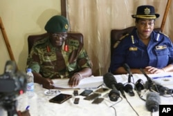 Security forces have been overseeing the land reform program over the years