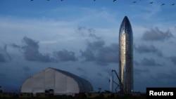 Прототип ракети Starship компанії SpaceX