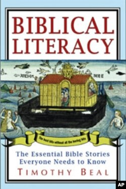 This book connects many stories and sayings that we use in everyday life with their biblical antecedents