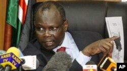 Ketua Perunding Sudan Selatan Pagan Amum (foto: dok).