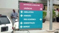 Hospitais angolanos gritam por socorro - 3:52
