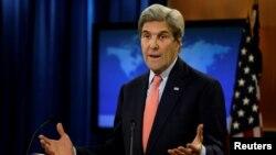 John Kerry exige apertura de corredor humanitario y total acceso a la zona afectada para llevar artículos de primera necesidad.