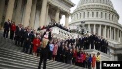En todos los sondeos hechos por Gallup desde 2006, el Congreso ha obtenido menos de 20 por ciento de confiabilidad.