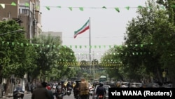 Magaala Tehraan, Iraan