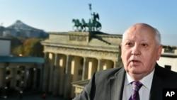 میخاییل گرباچف، آخرین رهبر اتحاد شوروی پیشین