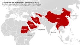 SHBA: Klimë intolerance fetare në botë vitin e kaluar