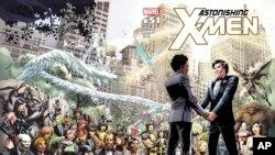 Los protagonistas de la historieta son Jean-Paul Beaubier, alias Northstar, quien en 1992 reveló ser homosexual y el X-Men Kyle Jinadu.
