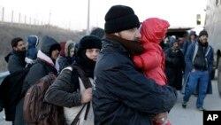 Penaberên Sûrî li Tirkiyê