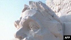 Скульптура царя Петра