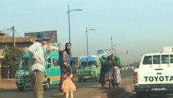 Bamako: fere missaini kelaw VENDEURS AMBULANTS be ouw ka soro ani geuleyw gnefo,