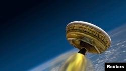 گاز هلیوم در ارسال فضاپیماها کاربرد دارد