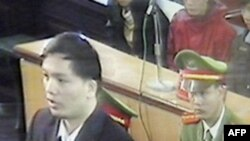 Luật sư Nguyễn Văn Đài đã bị một tòa án ở Hà Nội tuyên án hồi năm 2007 vì bị cho là đã vi phạm điều khoản 88 của Bộ luật Hình sự Việt Nam