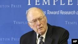 美国物理学家查尔斯•汤斯(Charles Townes)