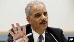 Генпрокурор США Эрик Холдер