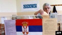 Glasanje za srpske izbore na Kosovu