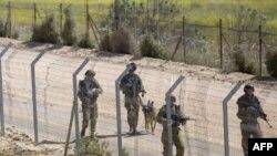 Cảnh sát biên giới Israel