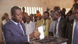 La campagne pour la présidentielle togolaise a pris fin