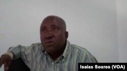 Monteiro Kapunga, deputado do MPLA