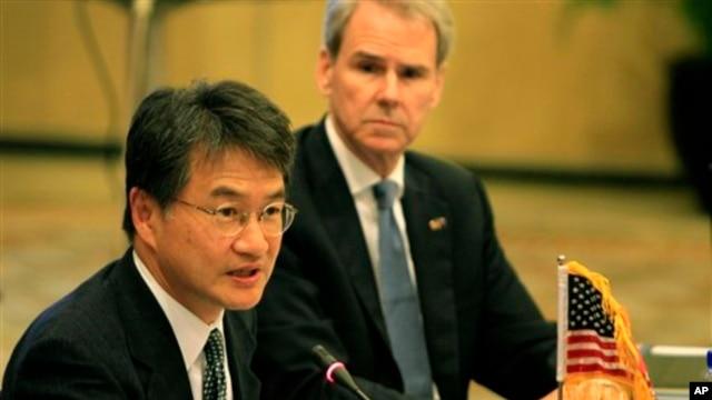 Ông Yun nói rằng Mỹ sẽ ủng hộ nỗ lực hiện đại hóa quân sự của Việt Nam trong lĩnh vực phi sát thương.
