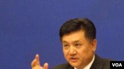 中国环境保护部副部长吴晓青
