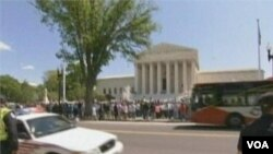 Vrhovni sud SAD-a donio odluku o Arizoninom zakonu o ilegalnim imigrantima