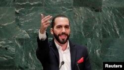 El presidente de El Salvador, Nayib Bukele, dijo que el formato en el que se hace la Asamblea General deberíaser más inclusivo con todos los países del mundo.