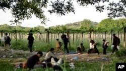آرشیف: در حدود سه سال گذشته، صد ها هزار شهروند افغانستان به دلیل افزایش ناامنی در کشور شان، راهی کشور های اروپایی شدند