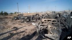 Photo d'archives illustrant la situation chaotique en Libye