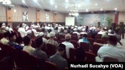 Silaturahmi Nasional ke V, Ikatan Alumni Suriah Indonesia, Al Syami, Yogyakarta, 5-6 Maret 2016