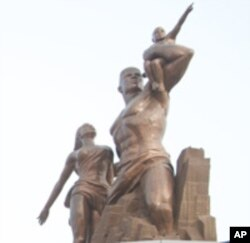 North Korea helped build Senegal's controversial Monument to the African Renaissance